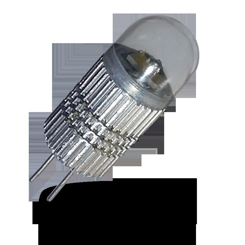 g4 led spot 2 watt 12volt warm wit 130 lumen ledoffice. Black Bedroom Furniture Sets. Home Design Ideas