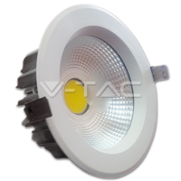 LED inbouw spots wit
