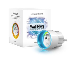 FIBARO Wall Switch for Plug Type E (BE)
