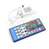 Remote control 40 buttons for 5050 RGBW