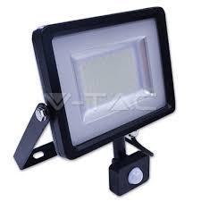 LED Floodlight SMD Series 30Watt met sensor