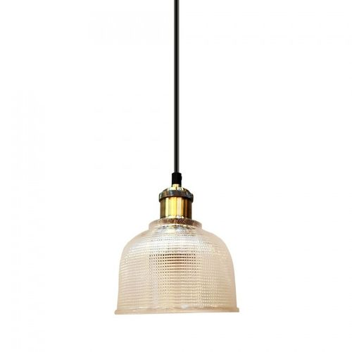 Hanglamp Glas Wit
