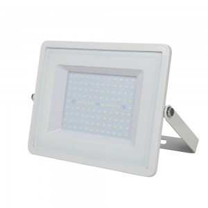 LED Floodlight SMD Series 100Watt Wit