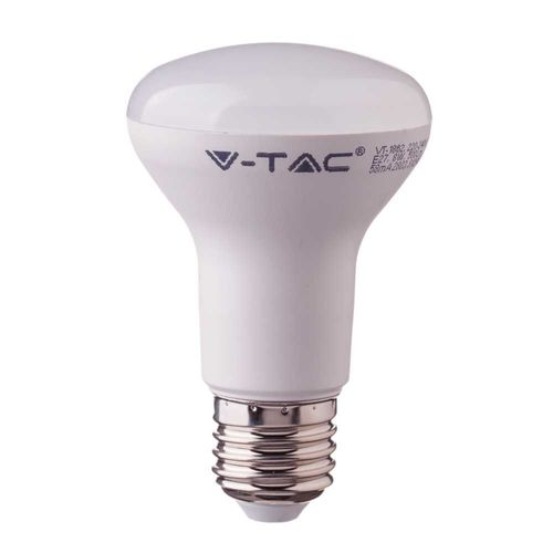 Led lamp E27/R63-8 Watt -Warm wit-600 Lumen